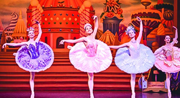 The Nutcracker Performed By Monterey Peninsula Ballet Theatre