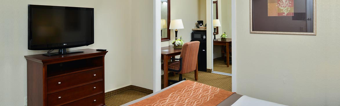 Comfort Inn Monterey Bay Email Offers