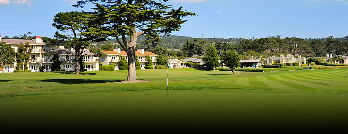 US Open Golf Tournament at Monterey, California