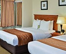Book, Direct & Save at Comfort Inn Monterey Bay